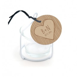 Rustic Tree Favor Tag-Rustic Tree Favor Tag