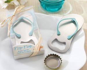 """""""Pop the Top"""" Flip-Flop Bottle Opener-Flip-Flop Bottle Opener wedding favor"""