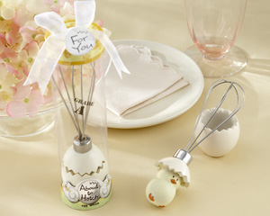 About to Hatch Stainless-Steel Egg Whisk in Showcase Gift Box-