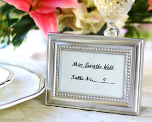 Beautifully Beaded Photo Frame/Placeholder-placecards, reception card, place card holders, card place holders, wedding table names, placecard holders, wedding table numbers, place card holder, wedding table number ideas, wedding table cards