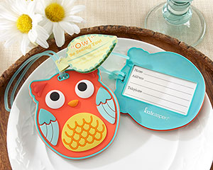 """Owl"" Be Seeing You"" Owl Luggage Tag-Owl Be Seeing You Owl Luggage Tag"