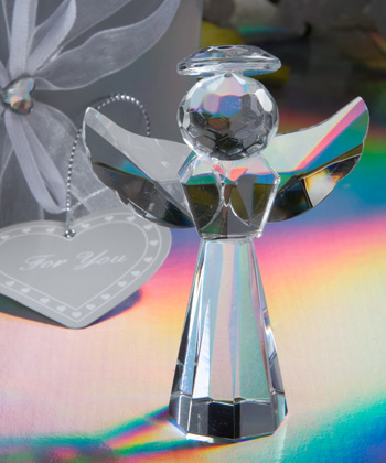Choice Crystal Collection Angel Favors-Favors For Communions, Favors For Christenings, Favors For Baptisms, Baptism & Christening Favors, promo items, giveaway ideas, Sunday school gifts, church marketing