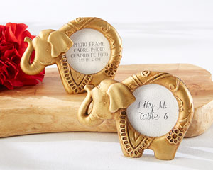 Lucky Golden Elephant Frame-Lucky Golden Elephant Frame