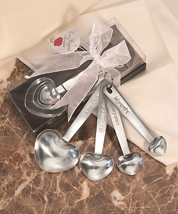 heart shaped measuring spoons-heart shaped measuring spoons