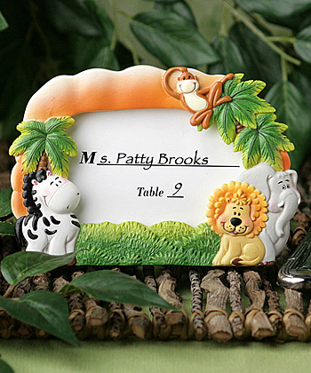 Jungle Critters Collection picture frames-Jungle Critters Collection picture frames