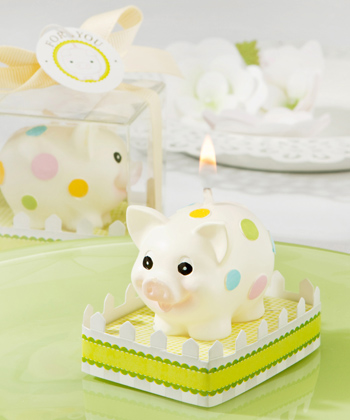 This Little Piggy Candles-This Little Piggy Candles