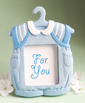 Cute baby themed photo frame favors - girl or boy-Cute baby themed photo frame favors