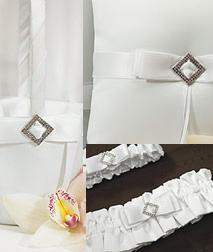 Pure Elegance White Wedding Collection-