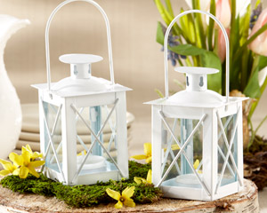 Luminous Mini-Lanterns-lanterns, favor favor, white lanterns, favors, candles for a wedding, wedding lanterns