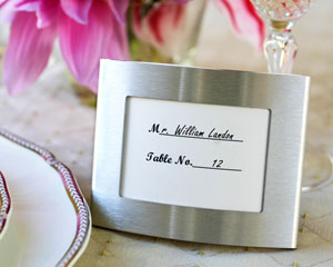 Elegant Arc Photo Frame and Placeholder-placecards, reception card, place card holders, card place holders, wedding table names, placecard holders, wedding table numbers, place card holder, wedding table number ideas, wedding table cards