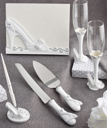 Fairy Tale Design Accessory Set-Fairy Tale Design Wedding Accessory Set