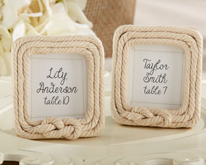 """TIED WITH LOVE"" ROPE FRAME-TIED WITH LOVE ROPE FRAME"