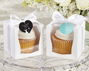 """Sweetness & Light"" Cupcake Boxes (Set of 12)-Sweetness & Light Cupcake Boxes (Set of 12)"