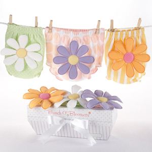 �Bunch O�Bloomers� Three Bloomers for Blooming Bums-�Bunch O�Bloomers� Three Bloomers for Blooming Bums