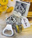 Crown design bottle opener favors-Crown design bottle opener favors