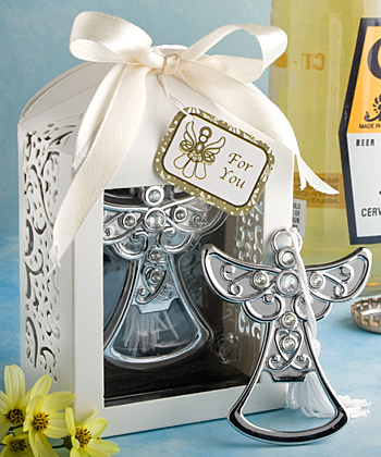 Angel design bottle opener favor-Angel design bottle opener favor,Favors For Communions, Favors For Christenings, Favors For Baptisms, Baptism & Christening Favors, promo items, giveaway ideas, Sunday school gifts, church marketing