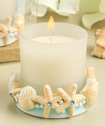 Life's a Beach Collection candle favors-Life's a Beach Collection candle favors