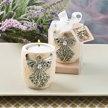 EXQUISITE ANGEL DESIGN CANDLE TEA LIGHT HOLDER FROM FASHIONCRAFT-EXQUISITE ANGEL DESIGN CANDLE TEA LIGHT HOLDER FROM FASHIONCRAFT