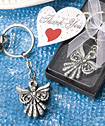 Angel Key Chain Favors-Favors For Communions, Favors For Christenings, Favors For Baptisms, Baptism & Christening Favors, promo items, giveaway ideas, Sunday school gifts, church marketing