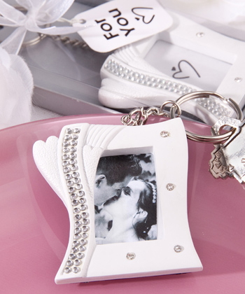 Bling Collection frame keychain favors-Bling Collection frame keychain favors