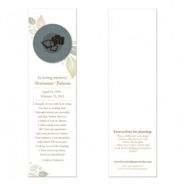 Photographer Memorial Bookmarks-Photographer Memorial Bookmarks