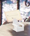 Adirondack chair place card holders-Adirondack chair place card holders