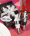 Bride and Groom Wine Stopper Set-Bride and Groom Wine Stopper Set