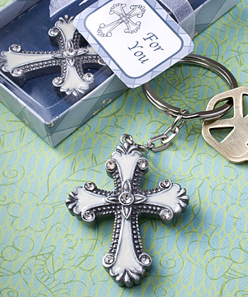 Cross design keychain favors-Cross design keychain favors,Favors For Communions, Favors For Christenings, Favors For Baptisms, Baptism & Christening Favors, promo items, giveaway ideas, Sunday school gifts, church marketing