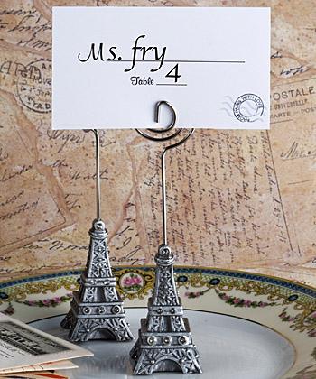 Destination Wedding Favor