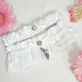 Fairy Tale Dreams Two Piece Bridal Garter Set-Fairy Tale Dreams Two Piece Bridal Garter Set