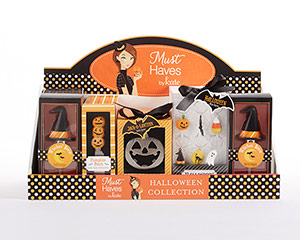 Halloween Collection Display-Halloween Collection Display