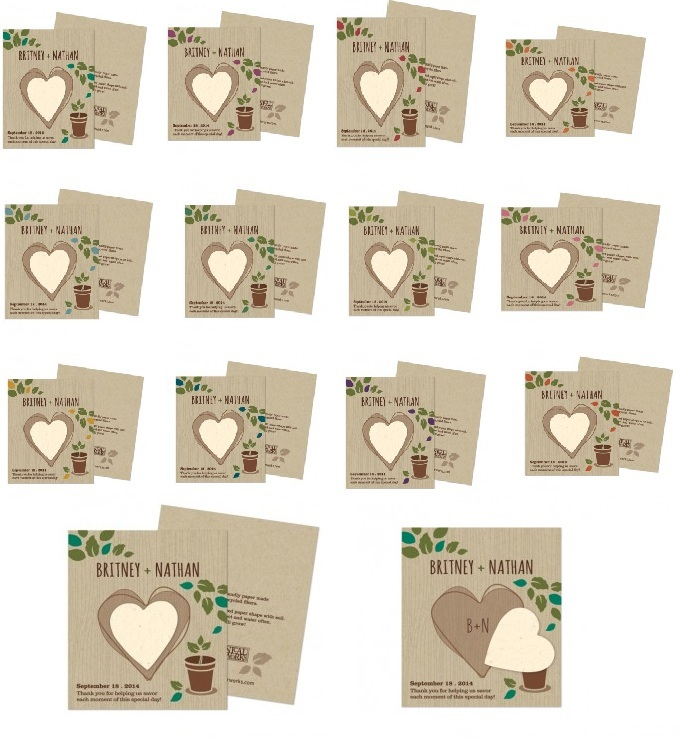 Herb Rustic Wedding Favor-Herb Rustic Wedding Favor