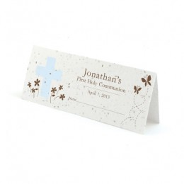Holy Communion Plantable Place Cards-Holy Communion Plantable Place Cards