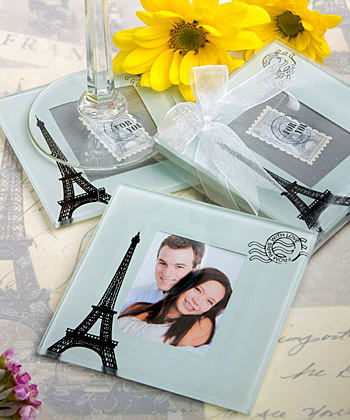 From Paris with Love Collection coaster sets-From Paris with Love Collection coaster sets