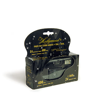 Single Use Camera - Hollywood Design-Single Use Camera - Hollywood Design