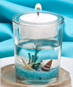 Stunning Beach-Themed Candle Favor-Stunning Beach-Themed Candle Favor