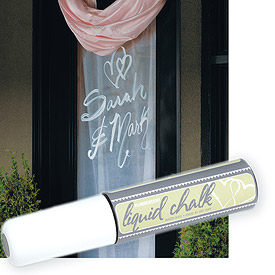 Liquid Chalk Wedding Marker-Liquid Chalk Wedding Marker