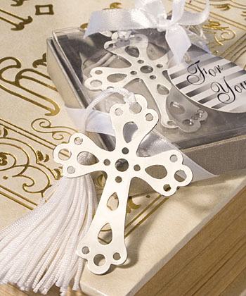 BOOK LOVERS COLLECTION CROSS BOOKMARK FAVORS-BOOK LOVERS COLLECTION CROSS BOOKMARK FAVORS