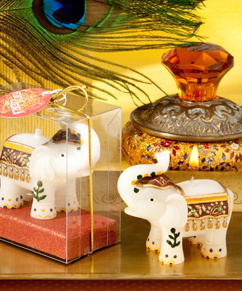 Good fortune elephant candles-Good fortune elephant candles