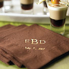 Printed Napkins - Free Personalization-